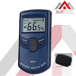 Inductive Paper Moisture Meter MD919