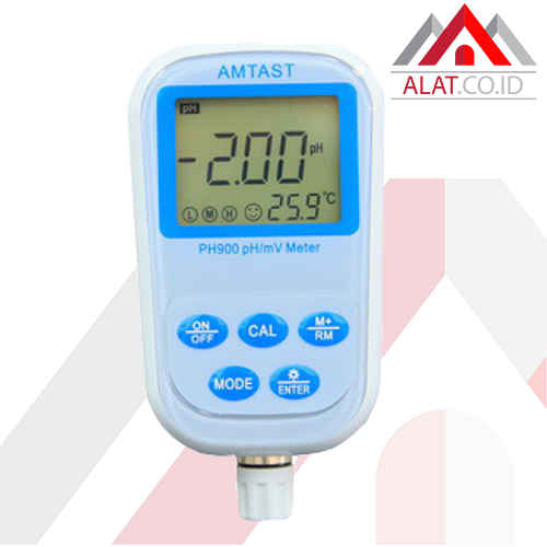 Professional pH/mV Meter AMTSAT PH900