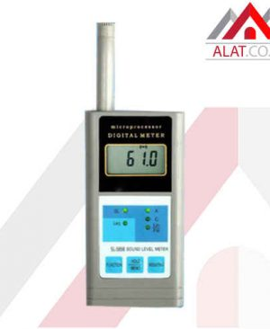 Sound Level Meter AMTAST SL-5858