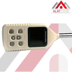 Alat Ukur Getaran Suara Digital Sound Level Meter AMF007