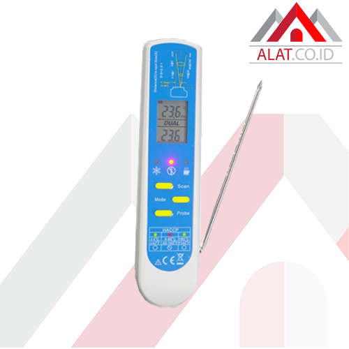 Thermometer Suhu AMT206 2 In 1