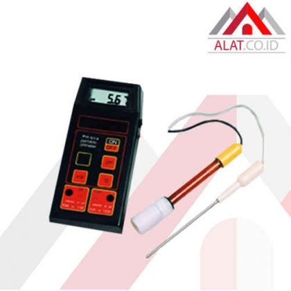 pH mV Temp Meter AMTAST KL-013