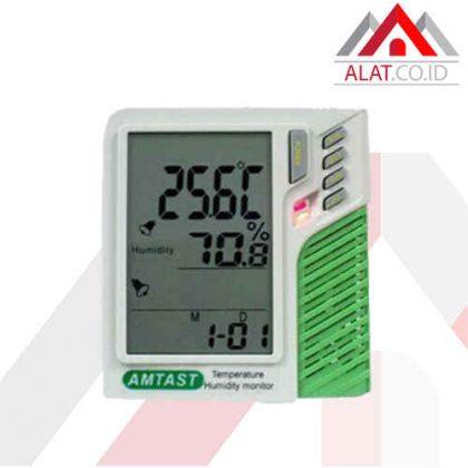 Alat Pemantau Suhu dan Kelembaban AMT207