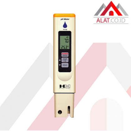 Alat Ukur pH AMTAST PH-80