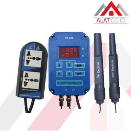 Digital pH and ORP Controller AMTAST KL-803