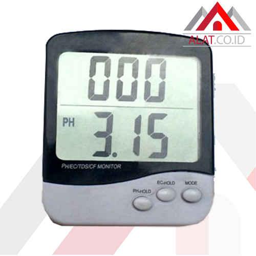 PH/TDS/EC Monitor AMTAST PHT-02726