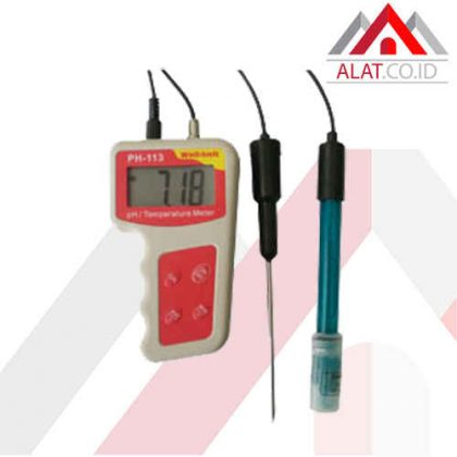 pH Temp Meter AMTAST PH-113