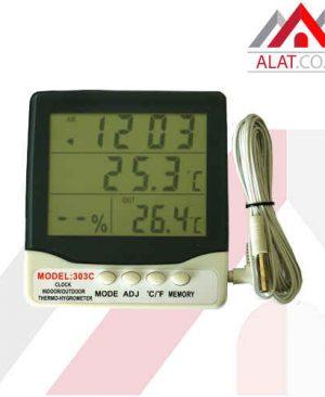 Thermohygrometer