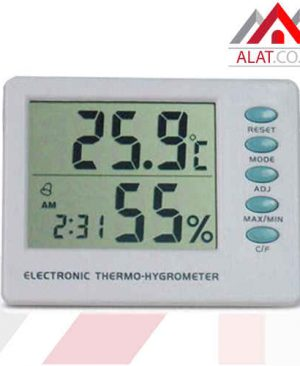 Thermometer Hygro and Clock AMTAST AMT-106