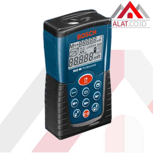 Meteran Laser BOSCH DLE40