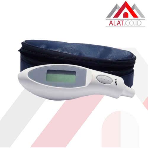 Termometer Inframerah Telinga