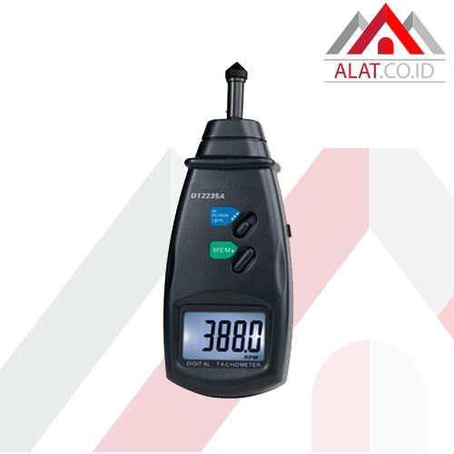 Instrumen Laser & Touch Tachometer DT-2236B