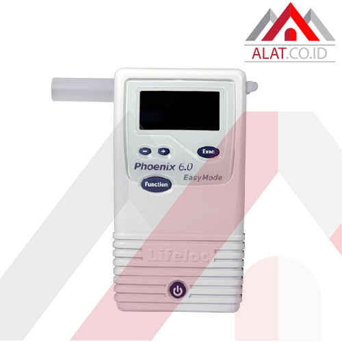 Breath Alcohol Tester LIFELOC Phoenix 6.0