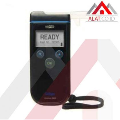 Drager Alcotest 6820 Fuel Cell Breathalyzer