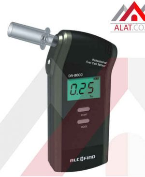 Fuel Cell Breathalyzer ALCOFIND DA8000