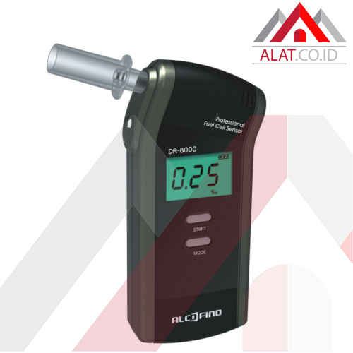 Fuel Cell Breathalyzer ALCOFIND DA8000
