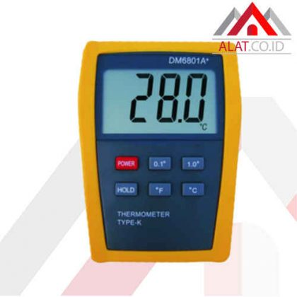 Thermometer AMTAST DM6801A+