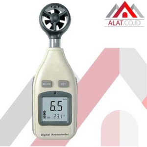 Alat Ukur Kecepatan Angin Dan Suhu AMF-027