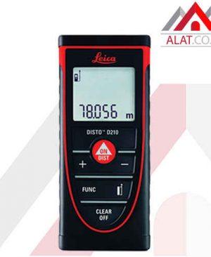 Meteran Laser LEICA DISTO D210