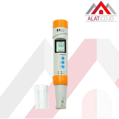 pH / Temp Meter Seri PH-200