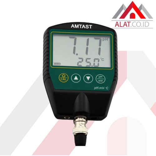 pH Meter Anti Air untuk Laboratorium Seri AMT16