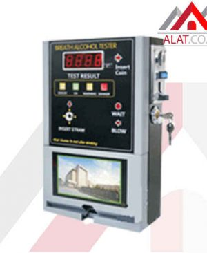 AMT319V Coin Operated Vending Breathlyzer Digital