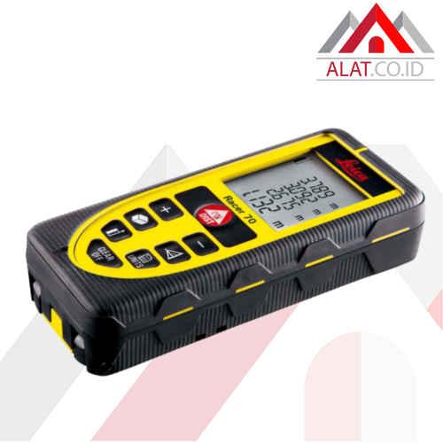 Meteran Laser LEICA RACER 70