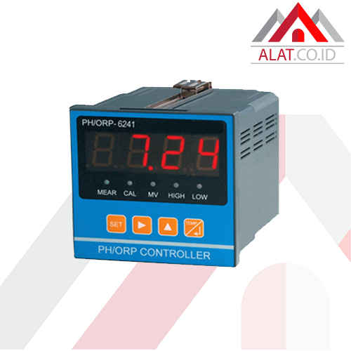 Industrial Online pH/ORP Controller KL-6241