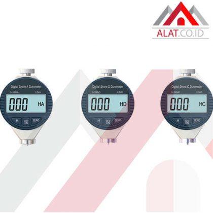 Alat Uji Kekerasan Durometer Shore Digital TA300D Serials