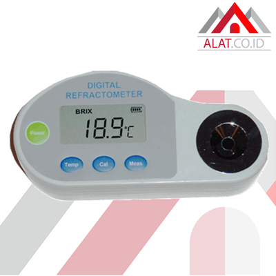 DBR85 Refraktometer Pengukur Digital