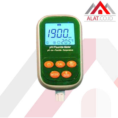 pH / Fluoride Meter AMTAST PF900