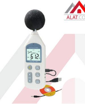 Alat Ukur Suara Mini Digital AMF013