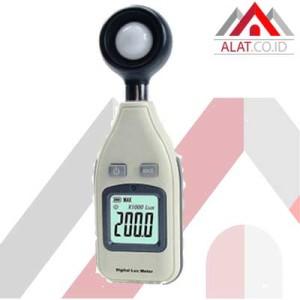 Alat Ukur Cahaya Lux Meter Digital AMF-023