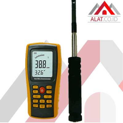 Alat Ukur Digital Hot Wire Anemometer AMF-029