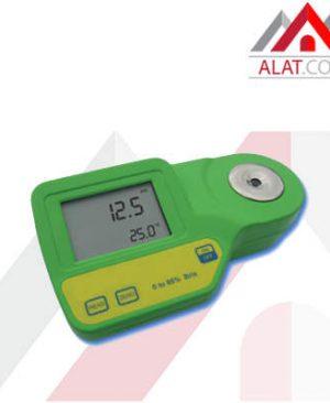 Refraktometer Gula Dan Garam AMTAST AMR100
