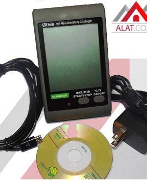 Alat Ukur Suhu Pintar Dan Humidity SMS Data Logger AMT138