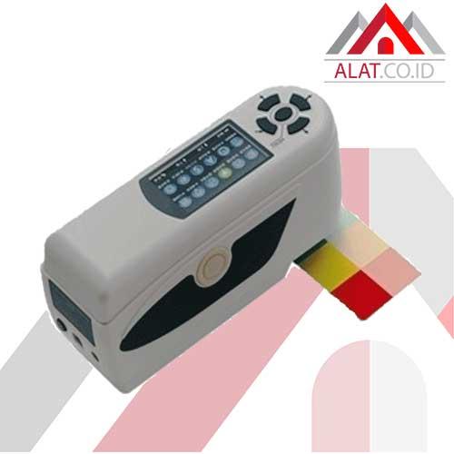 Alat Ukur Colorimeter perbedaan Warna AMT527