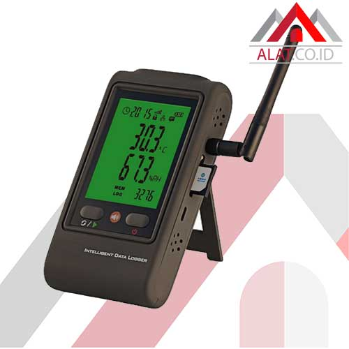 Temperature Suhu Dan Humidity Data Logger R90G Serial