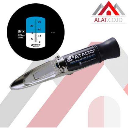 Alat Ukur Refraktometer Gula ATAGO Master Serial