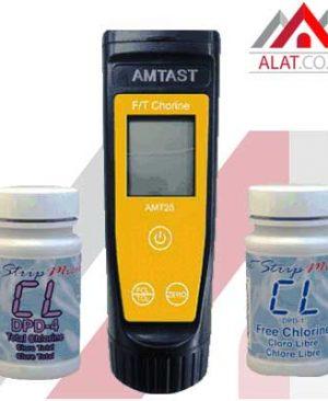 Alat Ukur Untuk Test Kadar Chlorine AMT25