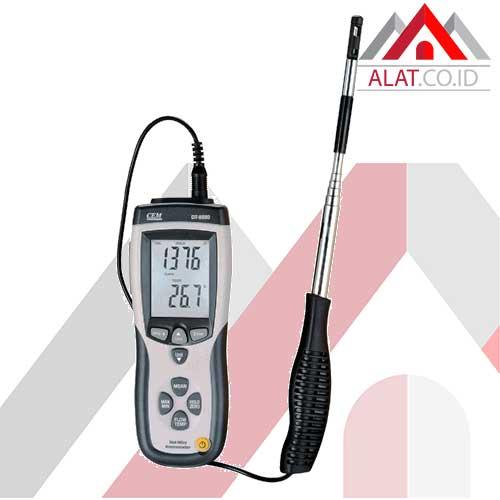 Anemometer AMTAST DT-8880