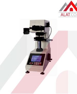 Alat Uji Kekerasan Vickers Digital Mikro TH715