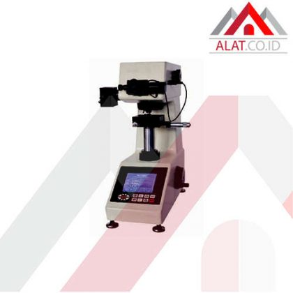 Alat Uji Kekerasan Vickers Digital Mikro TH716