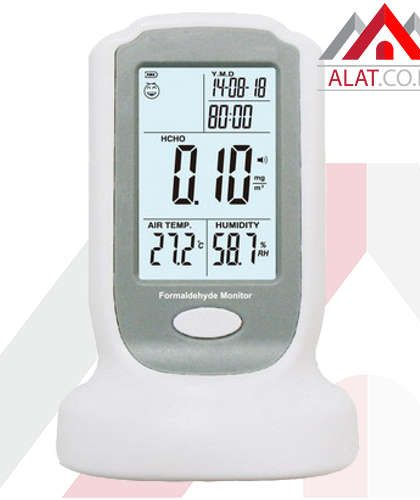 Alat Monitor Kualitas Udara Formaldehyde AMTAST AMF061
