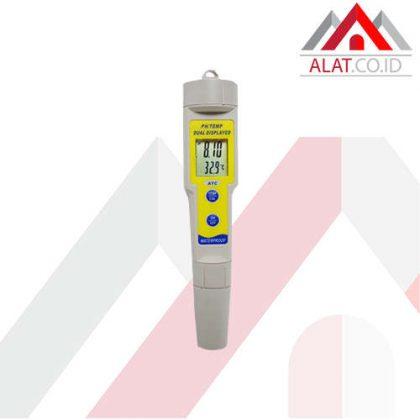 Alat Pengukur pH dan Suhu Tahan Air KL-035Z1