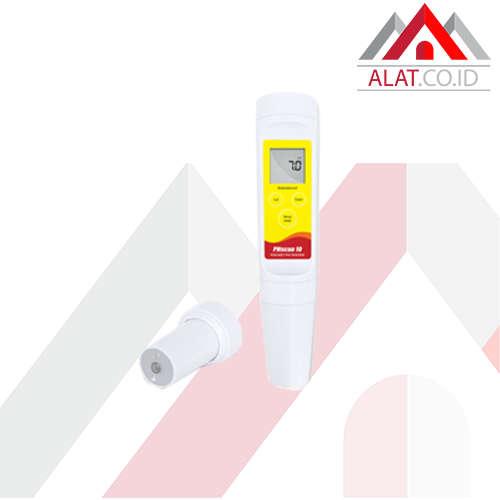 Alat Uji pH Waterproof Pocket AMTAST PH10F