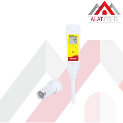 Alat Uji pH Waterproof Pocket AMTAST PH10L