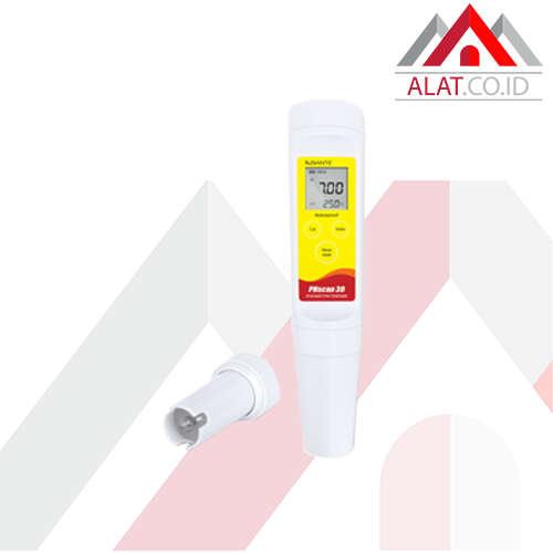 Alat Uji pH Waterproof Pocket AMTAST PH20S
