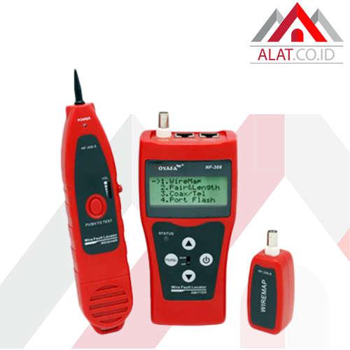 Alat Uji Kerusakan Kabel NF-308