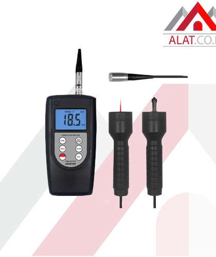 Alat Vibration Tachometer VM-6370T